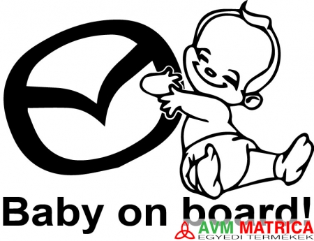 Mazda baby on board 2 autómatrica